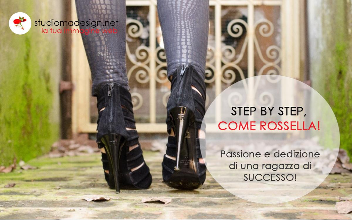 Intervista a Rossella Santini, fashion blogger di Glitter & Champagne