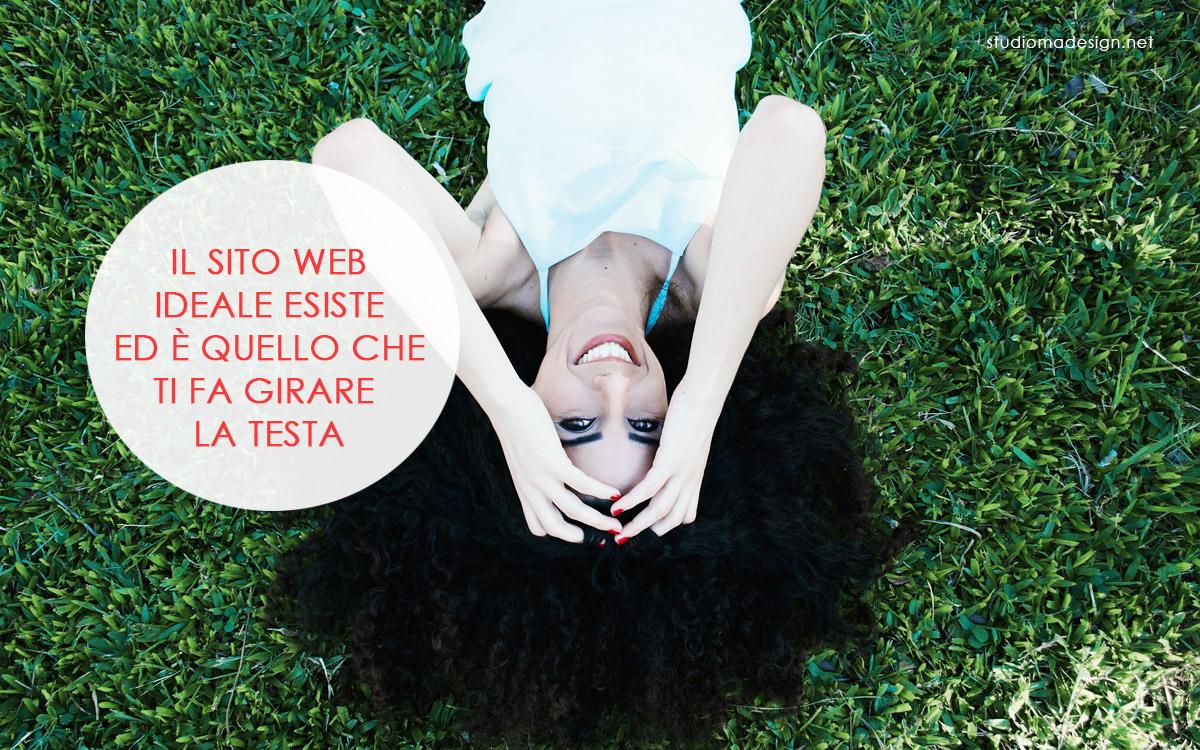 Il sito web ideale esiste: è quello di cui hai bisogno in quel momento