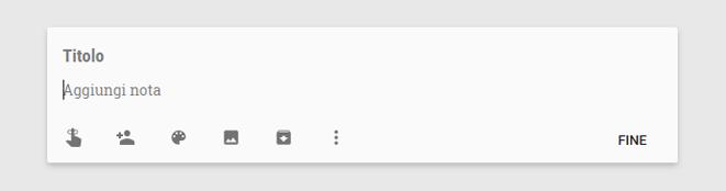 google_keep_aggiungi_nota