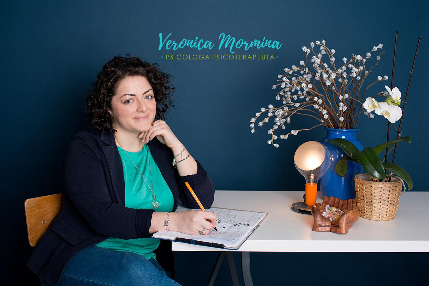 Veronica Mormina Psicologa Psicoterapeuta a Padova