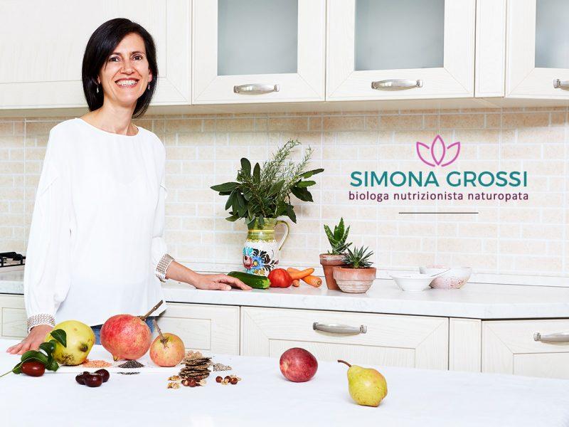 Simona Grossi biologa nutrizionista e naturopata