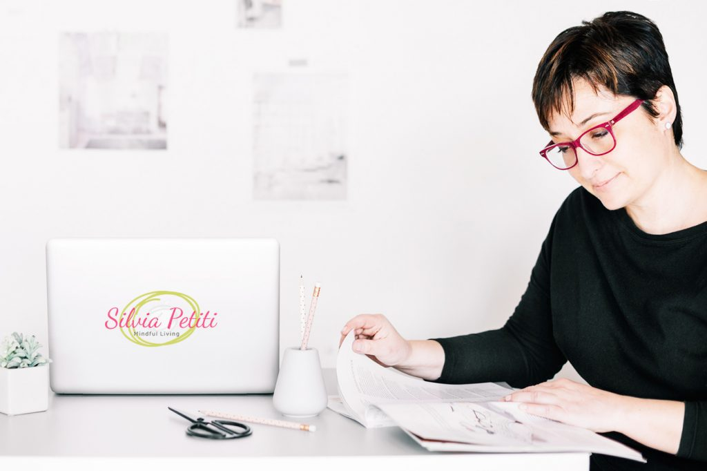 Silvia Petiti, Architetto e si occupa di Mindful Living