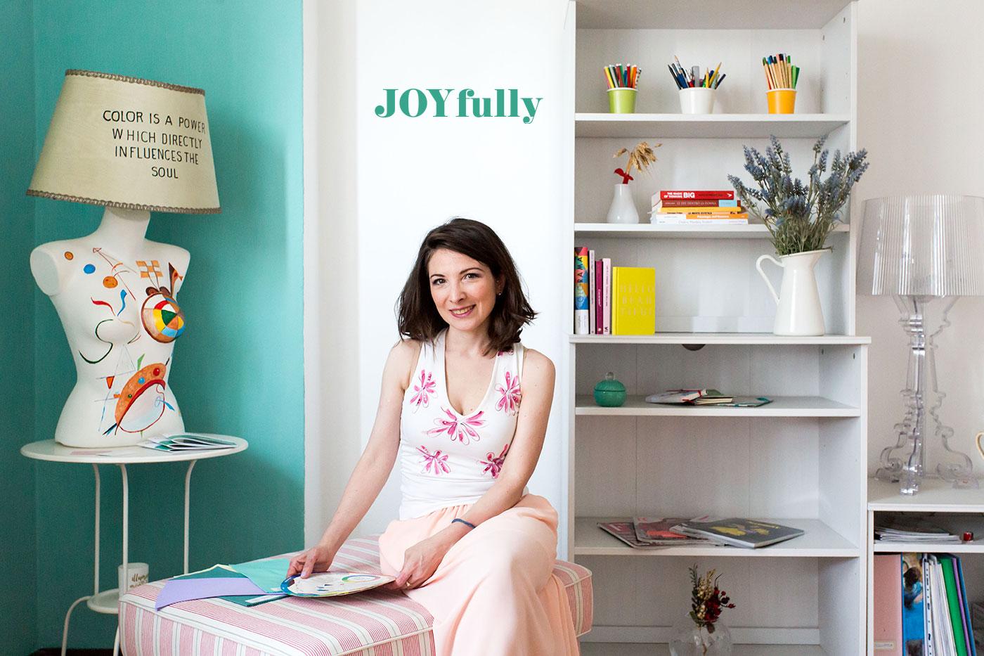 JOYfully di Francesca Marini