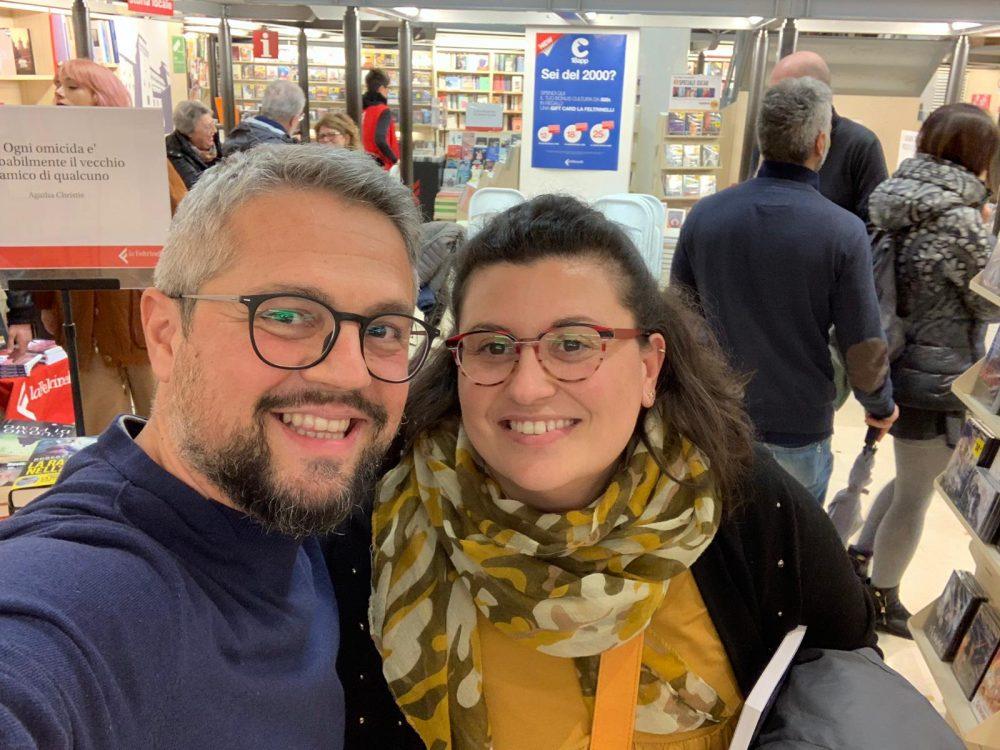 Rudy Bandiera e Maddalena Pisani