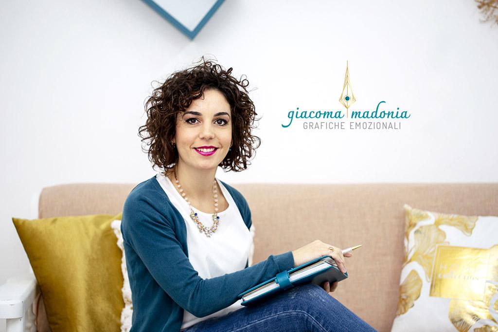 Giacoma Madonia graphic designer a Trapani