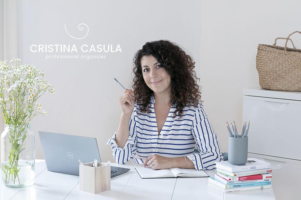 Cristina Casula Professional Organizer