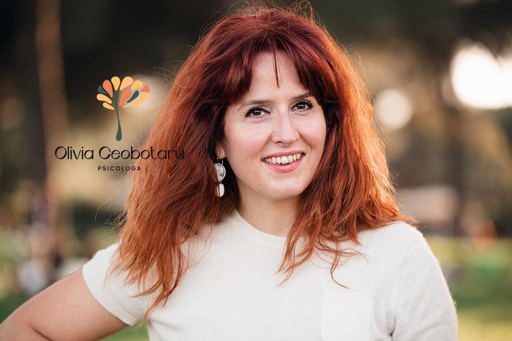 Olivia Ceobotaru psicologa a Roma
