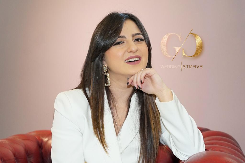 Giulia Ciancimino organizzatrice di eventi privati, aziendali e weeding a Palermo