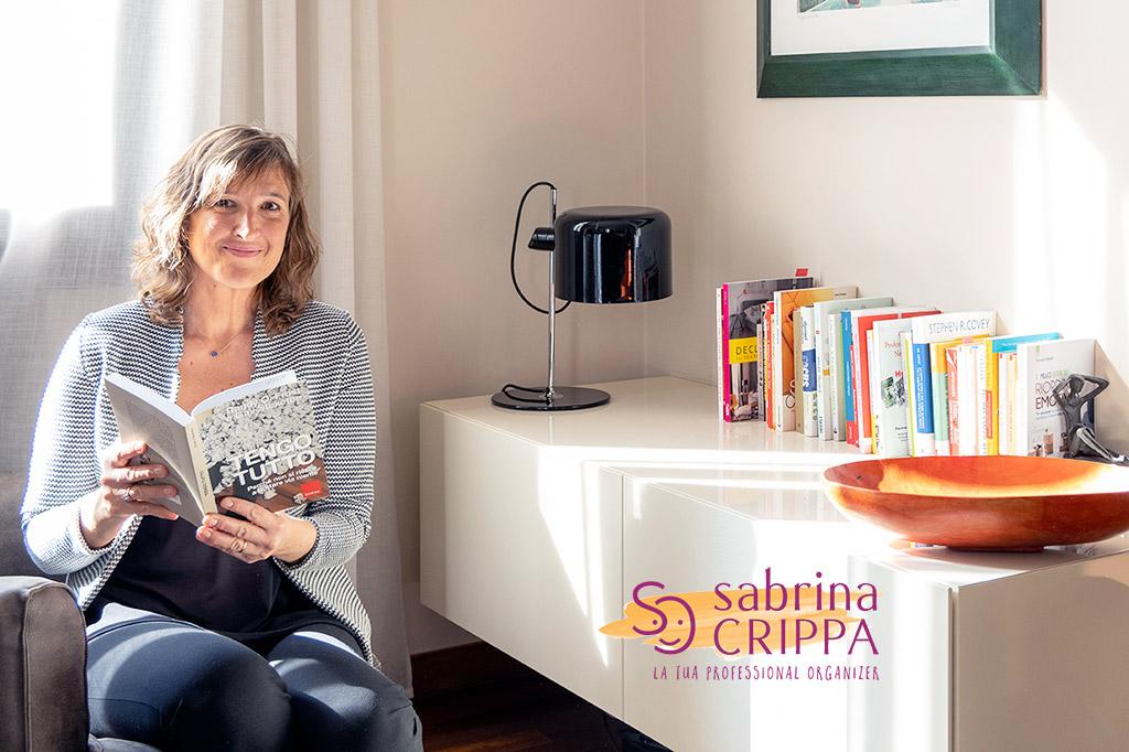 Sabrina Crippa | La tua professional organizer