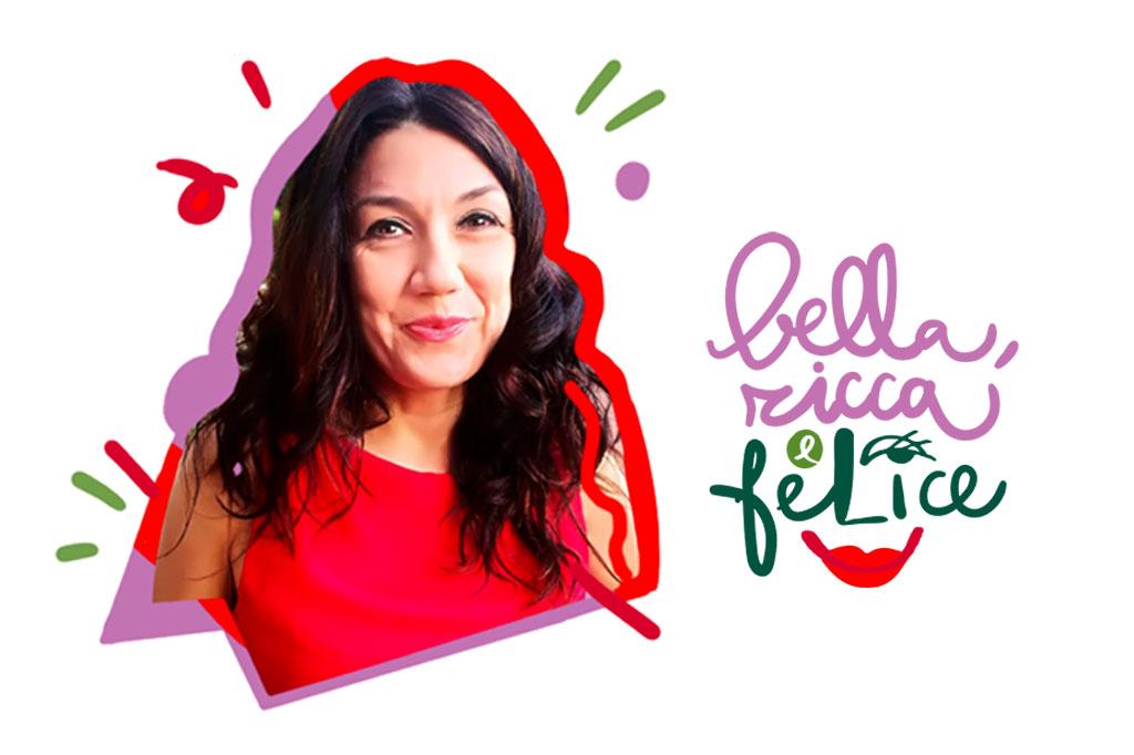 Bella ricca e felice Eleonora Zoccoletti