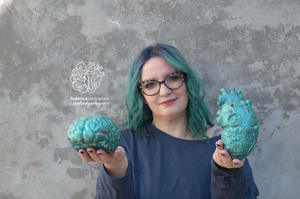 Federica Cantrigliani Creative ikigai designer